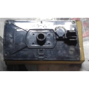 Боковое зеркало (LH), Merc W124